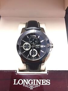 Longines Conquest L3.661.4 watch Strathfield South Strathfield Area Preview