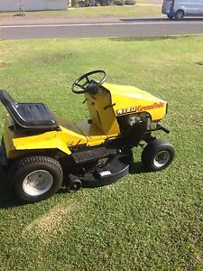 Greenfield Ride on mower EII 13 great working order St Georges Basin Shoalhaven Area Preview
