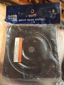 Wise Boat Seat Swivel WD10 new