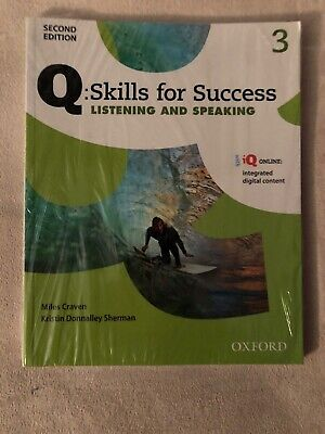 Q:Skills For Success-Listening And Speaking-2nd