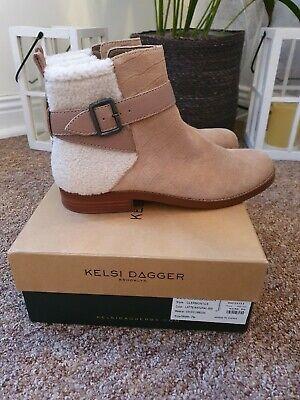 KELSI DAGGER womens Boots Size 7 RRP £148