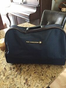Vintage air Canada carry on bag