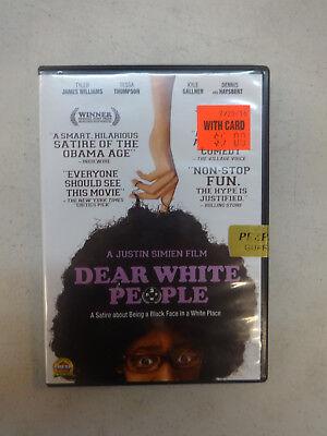 Dear White People  Dvd  2015   Used  Disc Fair  Case Good