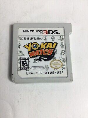 Yo-Kai Watch Nintendo 3DS Game Cartridge Only