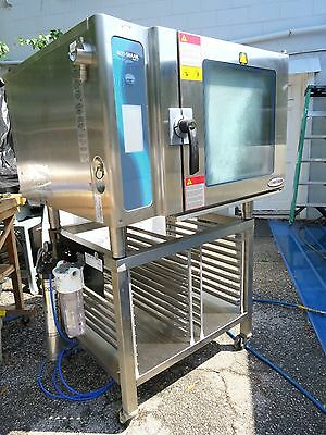 Used Alto-shaam 7.14 Esi - Combi Steameroven 220v 3pha