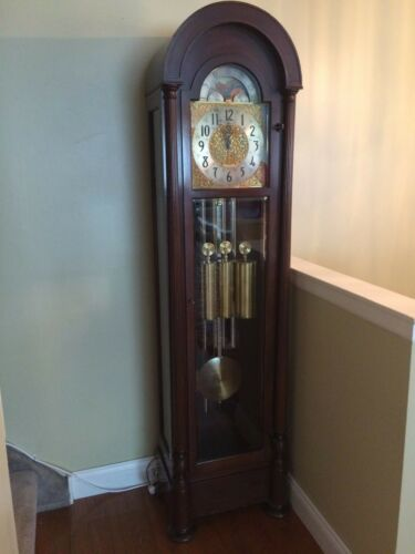 "REVERE ""SUSSEX"" GRANDFATHER CLOCK"