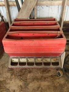 Pig or Livestock Feeders - Sold pending pick up