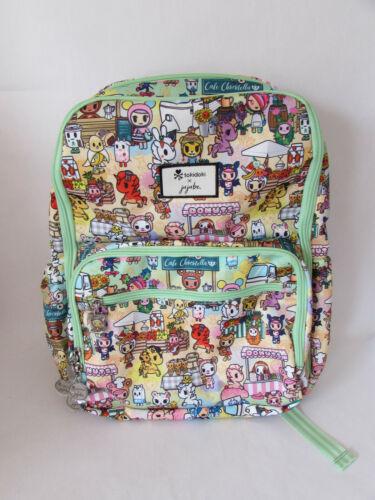 Jujube Tokidoki Toki Market Zealous Backpack  E