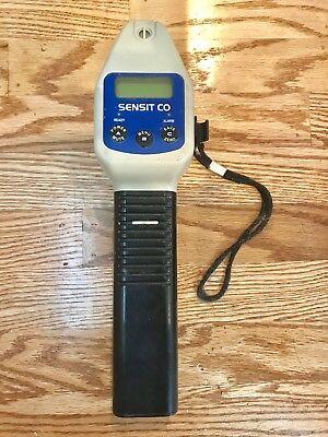 Sensit Co Carbon Monoxide Analyzer