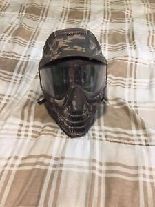 JT Paintball mask