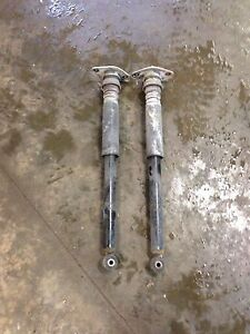 Rear shock absorbers Hyundai Accent