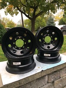 Roues 17'' Ford F-250 et F-350
