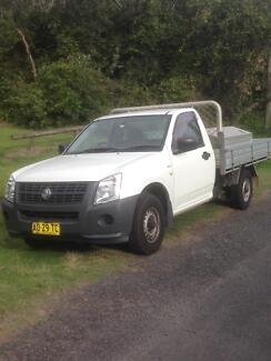 2007, Holden rodeo single cab ute Terrigal Gosford Area Preview