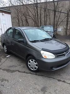 2003 TOYOTA ECHO CERTIFIED-E TESTED