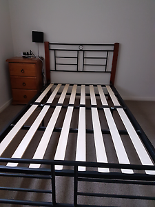 King Single Bed Frame Tenambit Maitland Area Preview