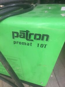 Patron 10t heaters and insulated traps