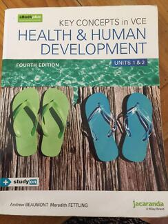 Health & Human Development units 1 & 2 - 4th Edition