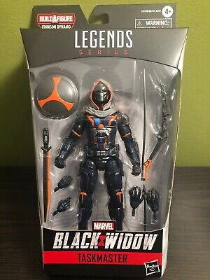 Black Widow Marvel Legends 6-Inch Taskmaster Action Figure NEW 2020 MCU