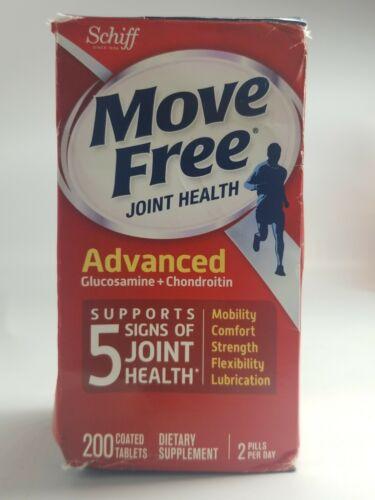 Schiff Move Free JOINT HEALTH Advanced Glucosamine Chondroit