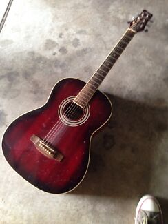 Magnum Acoustic Guitar Newcastle 2300 Newcastle Area Preview