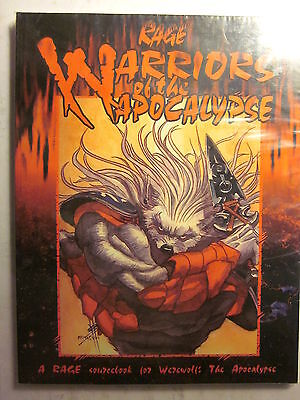 WW #3403 Rage WARRIORS OF THE APOCALYPSE (New/NM, 9.4 or (Best Fantasy Role Playing Games)
