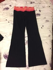 Lululemon yoga pants (open to trade for size 2)