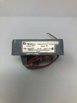 Federal Signal Model 450 Vibratone Horn 24v