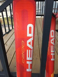Head skis 170 cm downhill skis