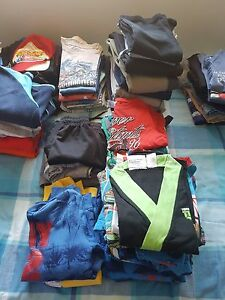 Boys size 6&7 bundle of clothing Coomera Gold Coast North Preview