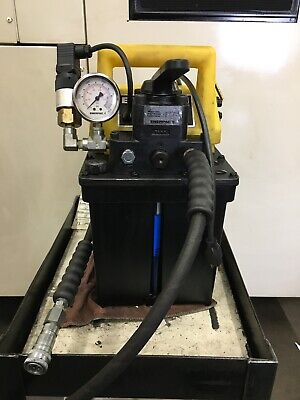 Enerpac Electric Hydraulic Pump