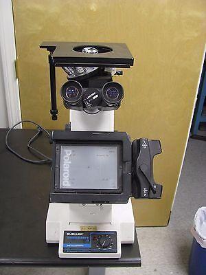 Buehler Versamet 3 Inverted Microscope Metallograph - Eu59