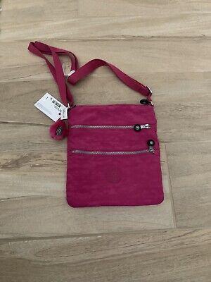 Kipling Crossbody Keiko Bag NWT $54 Retail Very Berry