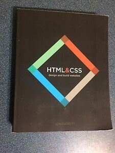 HTML&CSS textbook