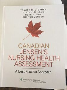 Canadian Jensen's Nursing Health Assessment