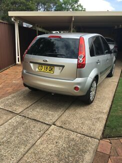 2006 Ford Fiesta St Clair Penrith Area Preview