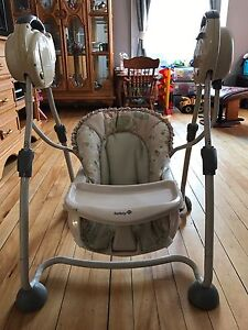 Deluxe Baby Swing - Great Condition