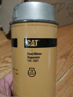 Cat 145-4501 Fuelwater Separator New Old Stock
