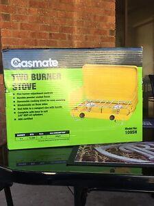 Gasmate 2 burner stove Bokarina Maroochydore Area Preview
