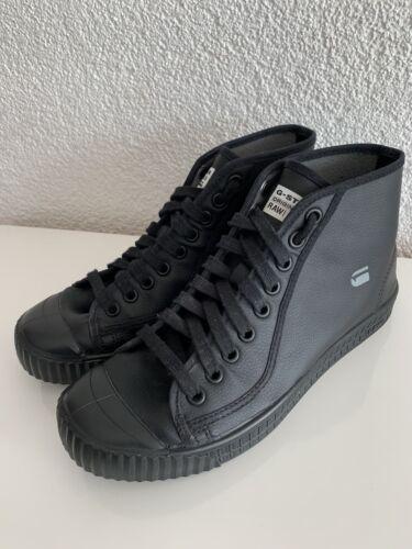 G-Star RAW  High Top Herren-Sneaker Schwarz Gr. 43