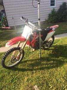 2007 crf450r to trade for motard or dualsport