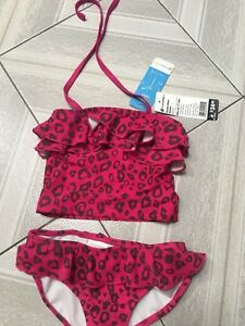 Brand new 2 piece swim suit for 6-7 year old girl