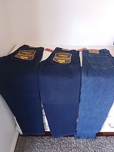 Work jeans/work pants/work wear Bisley and Riggers Greenmount Mundaring Area Preview