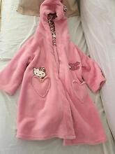 Hello kitty bath robe Fannie Bay Darwin City Preview