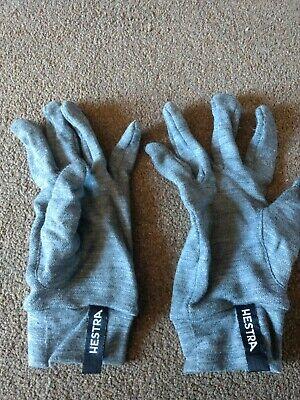Hestra Inner Gloves Size 9