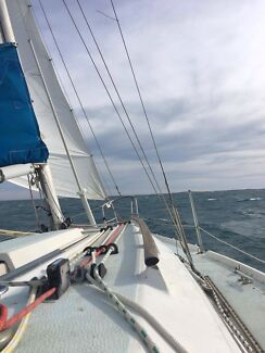 Wanted: Are you interested in sailing? No experience or lots, all welcome!