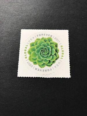 Scott  5198 Green Succulent   Global Forever Rate   2017 Mint Nh Single