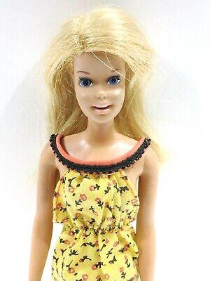 Vintage Sun Set Malibu Francie Barbie Doll 1972 Japan Twist and Turn TLC Nude