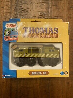 Used Diesel 10 Thomas Learning Curve Special Box 2001