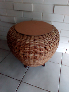 hyacinth coffee table | gumtree australia free local classifieds