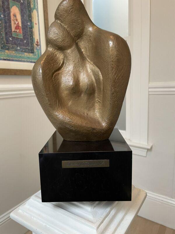 Robert Russin Bronze Sculpture